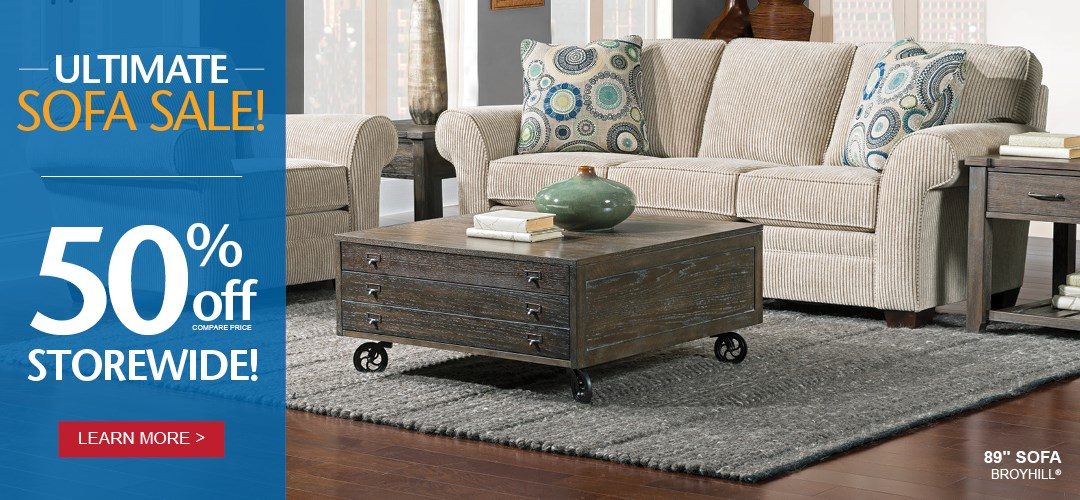 Ultimate Sofa Sale