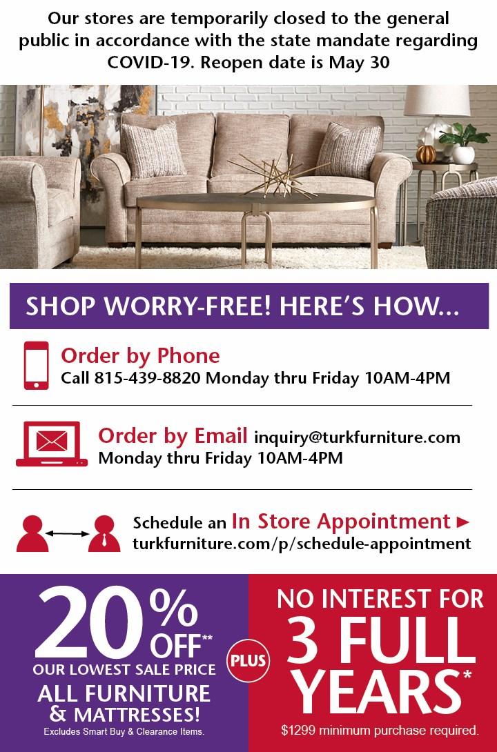 Turk Furniture Joliet La Salle