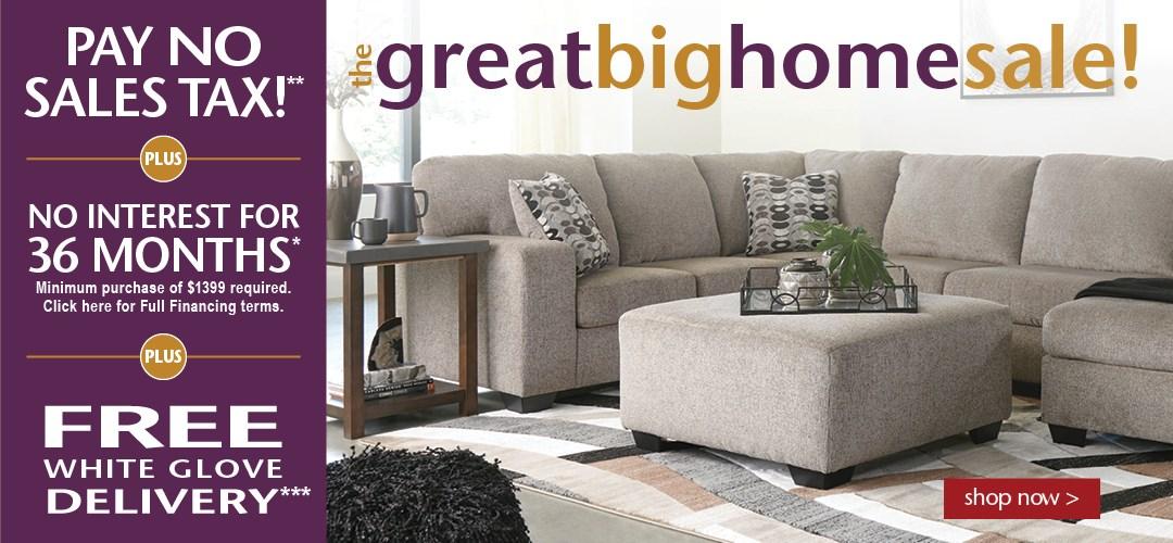 Great Big Home Sale Week #1