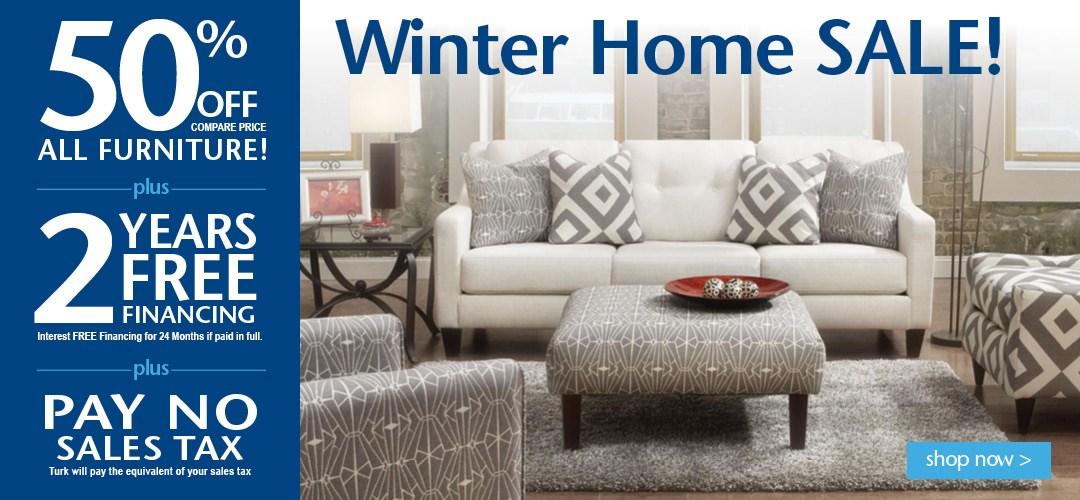 Winter Home Sale 2018