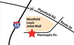 Joliet Map