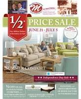 Belleville Half Price Sale