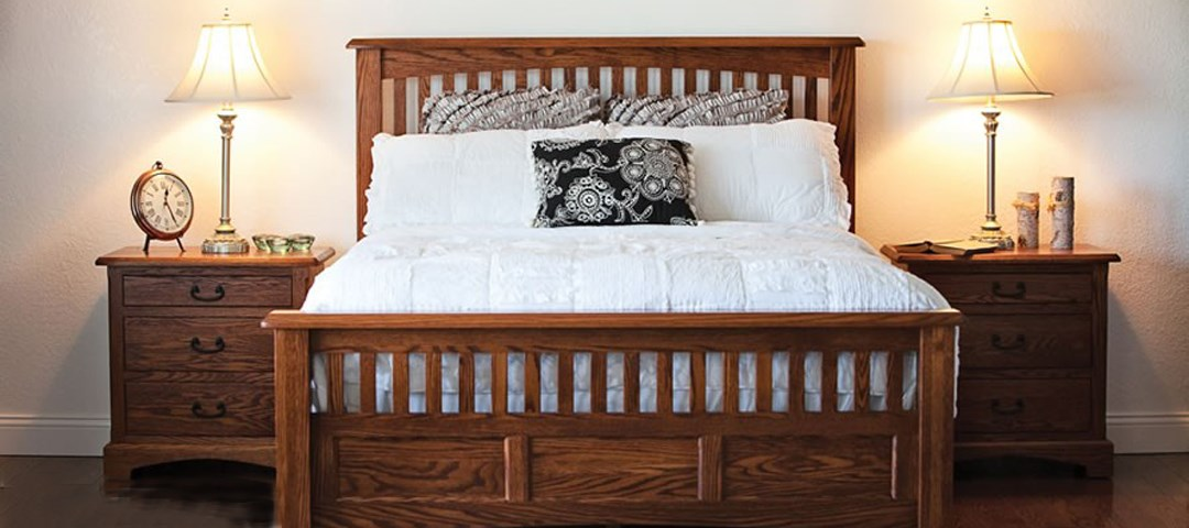 Oakwood Industries Westbrook Bed