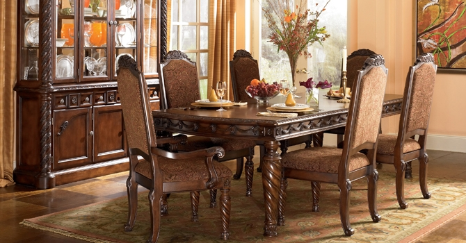 Dining Room Furniture At Fair North Carolina