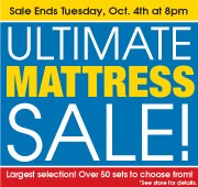 Ultimate Mattress Sale
