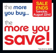 More You Buy - More You Save