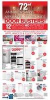 72nd Anniversary Sale