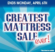 Greatest Mattress Sale