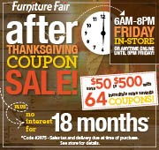 After-Thanksgiving Sale