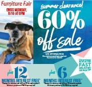 60% OFF Sale