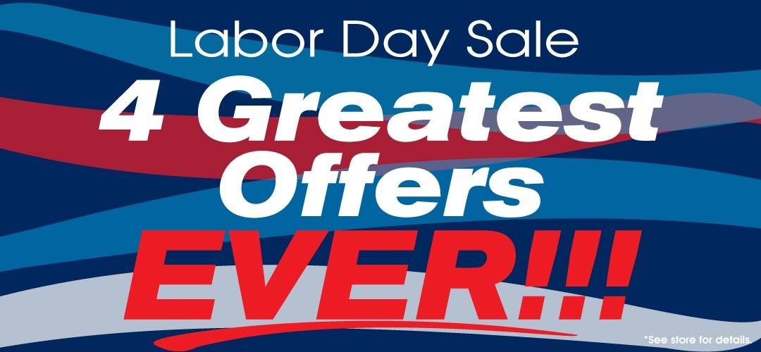 Furniture fair north carolina jacksonville greenville for Labor day sale furniture