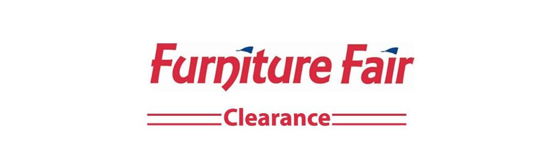 Furniture Fair Clearance