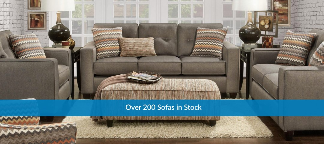 In Stock Sofas