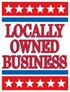 Locally owned business