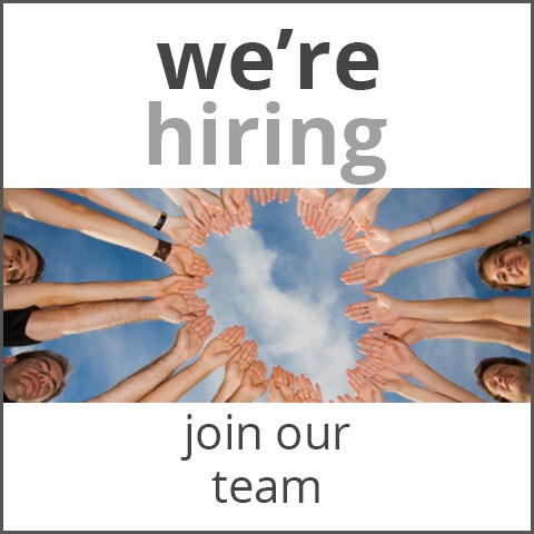 Weu0027re Hiring, Come Join Our Team