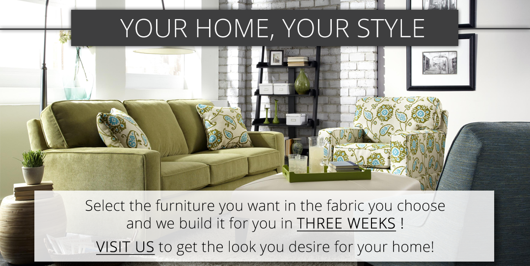 Your home, Your style
