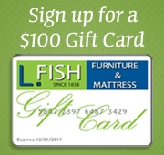 Sign UP for a gift card