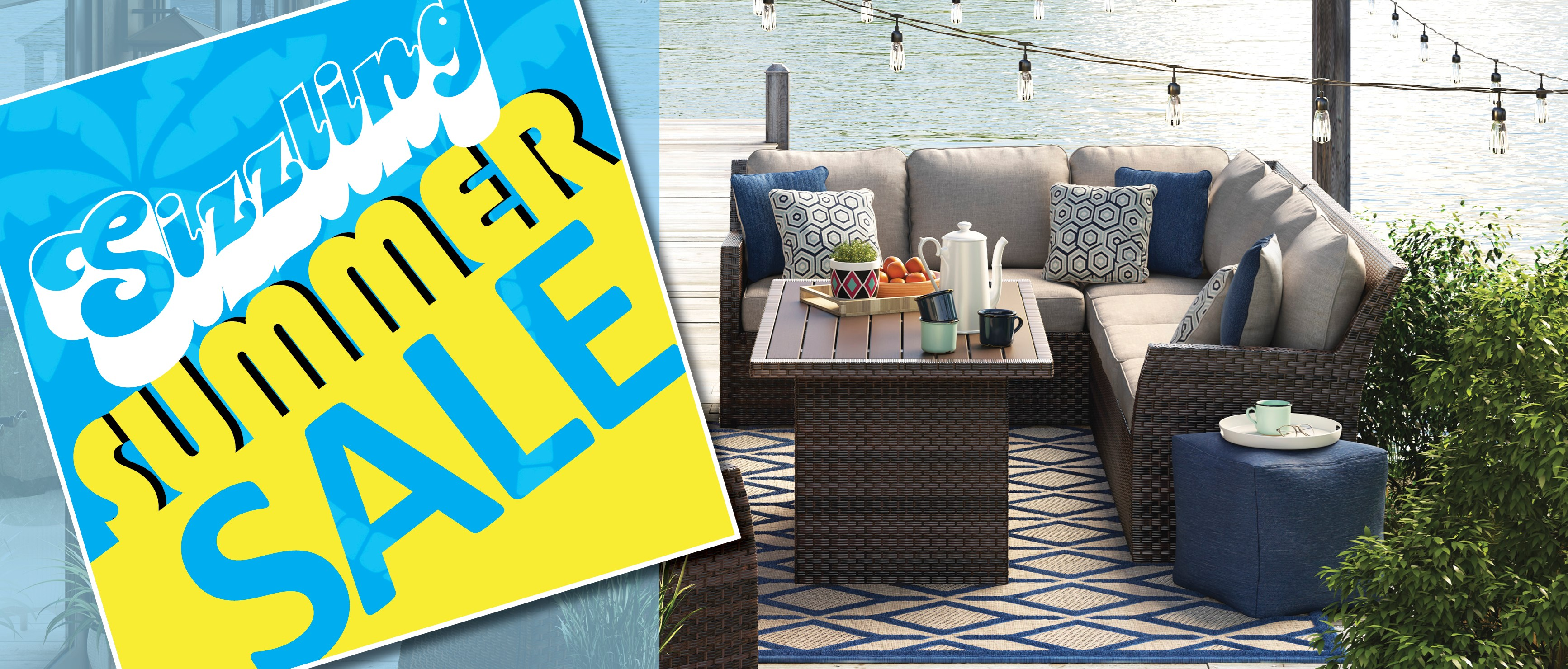 Sizzling Summer Sofa Sale