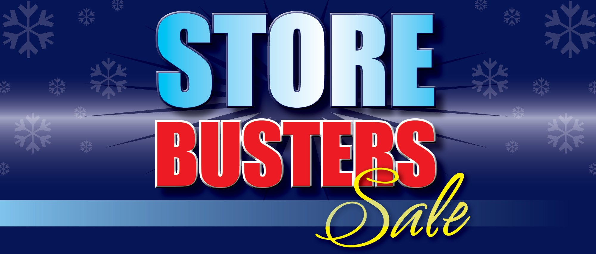 Holiday Storebusters