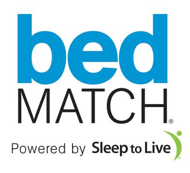 bedMATCH logo