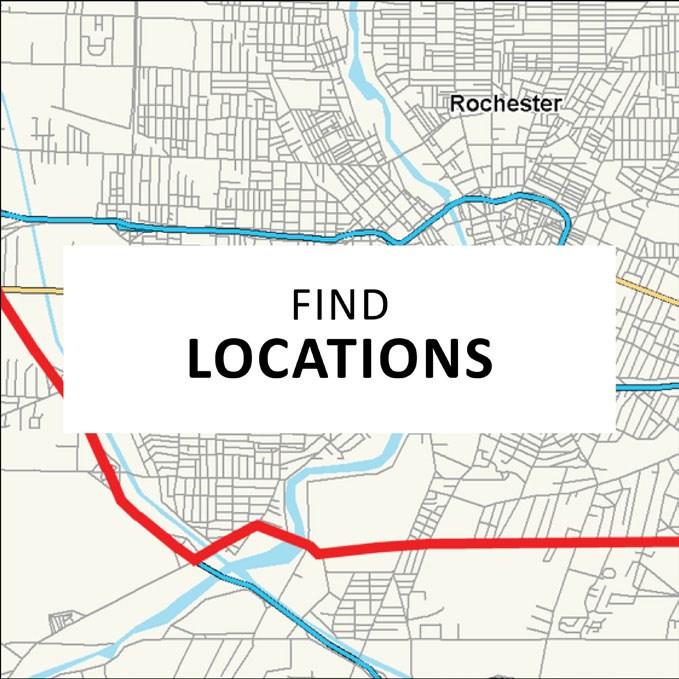 Find Ruby Gordon Locations