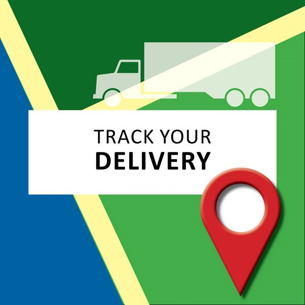 Track Your Delivery from Ruby Gordon
