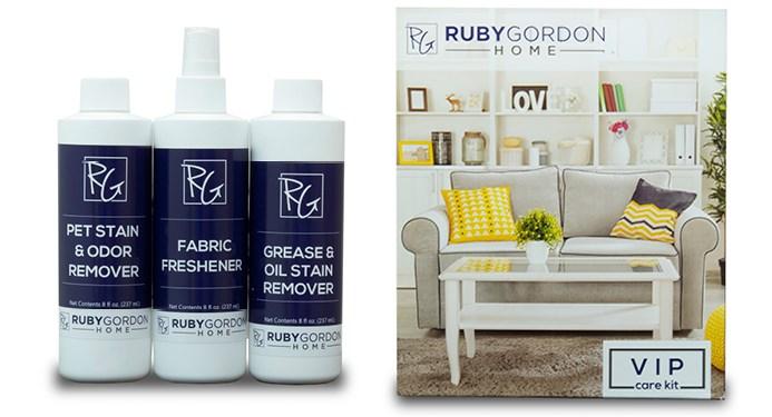 Ruby-Gordon VIP Kit
