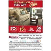 Multi-Million Sell-Off Sale