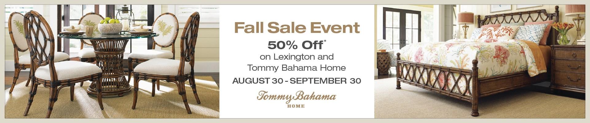 Tommy Bahama & Lexington Savings