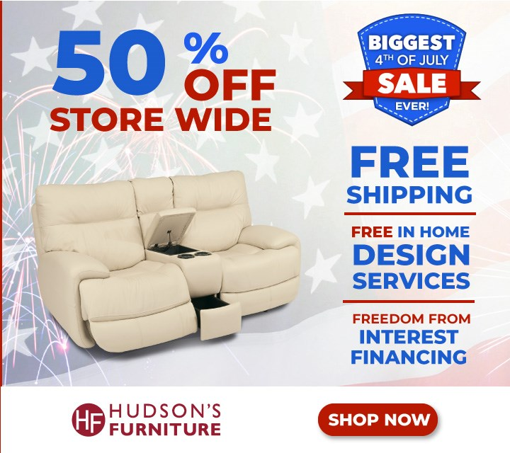 Gest 4th Of July Ever Going On Now At Hudson S Furniture
