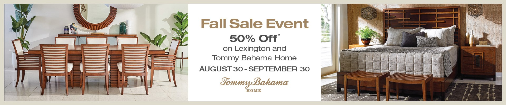 Lexington Fall Event Sale