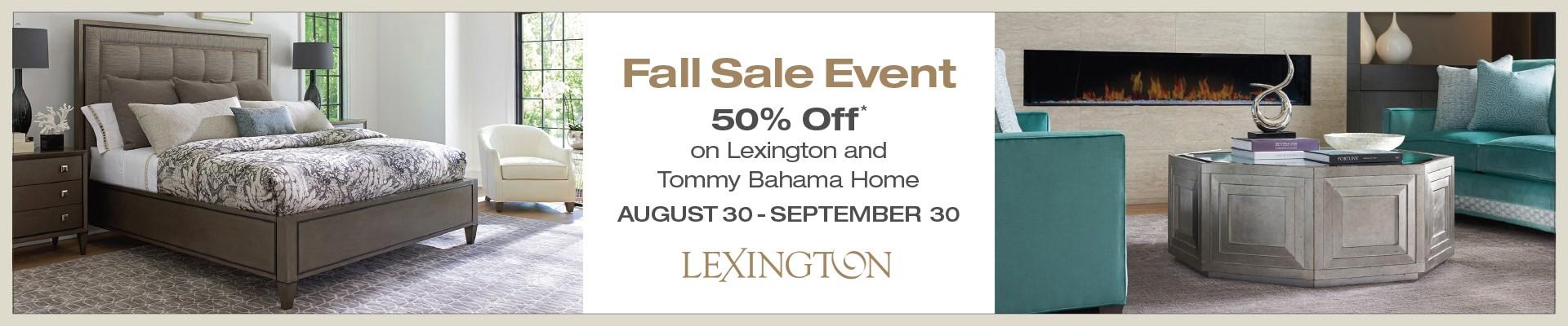 Lexington Sale