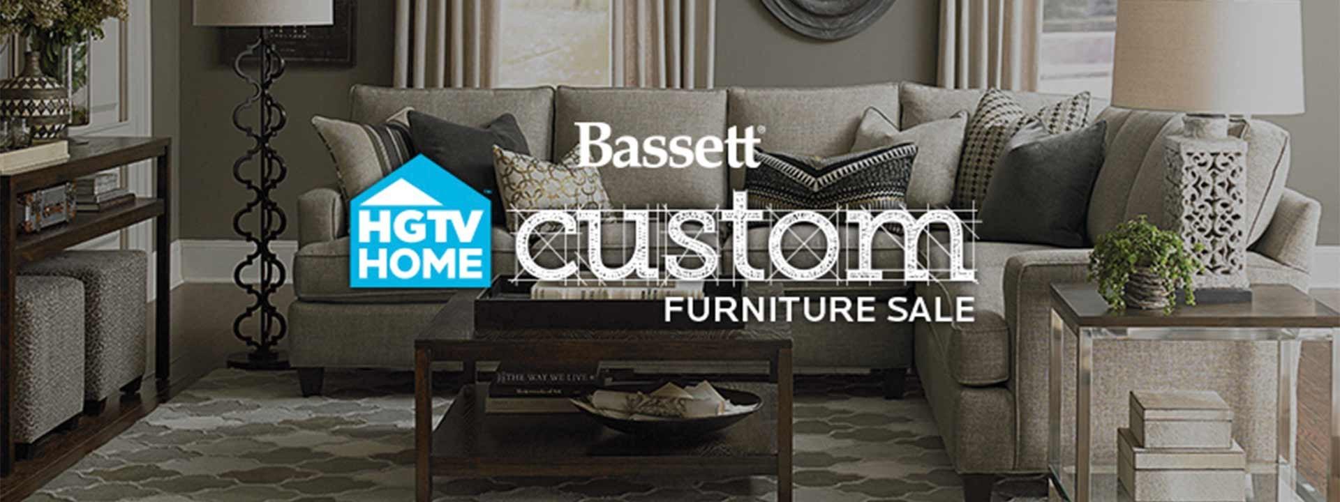 Shop HGTV Home customizable furniture by Bassett