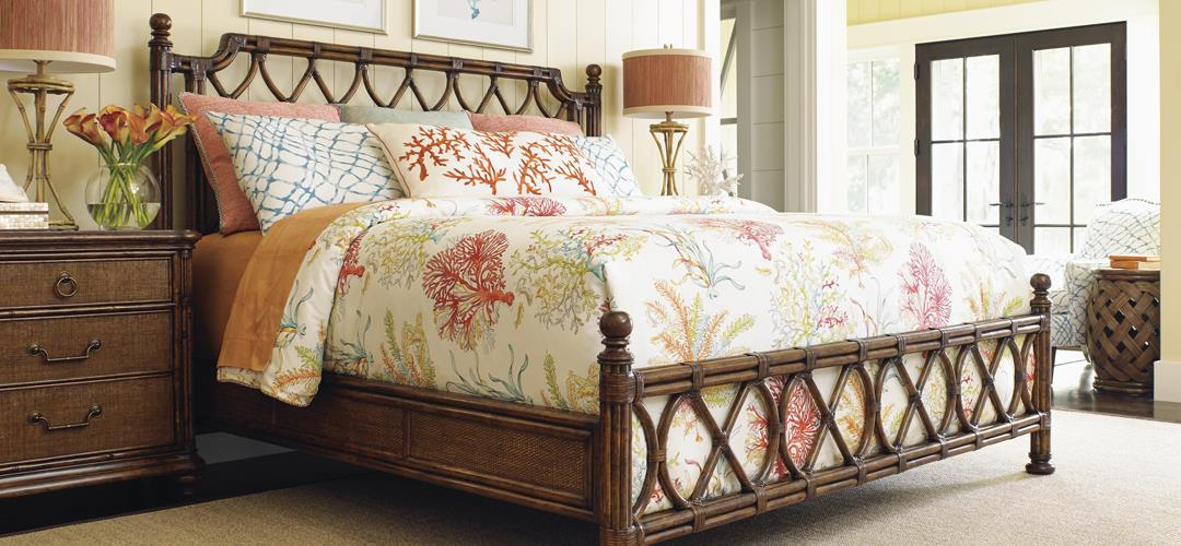 Tommy Bahama Bedroom Group