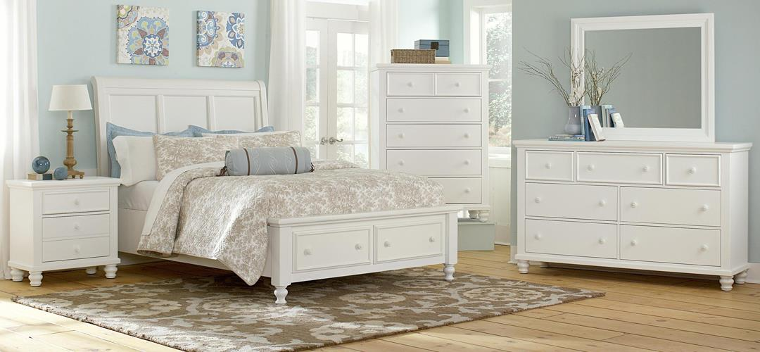 Vaughan Bassett Bedroom Group