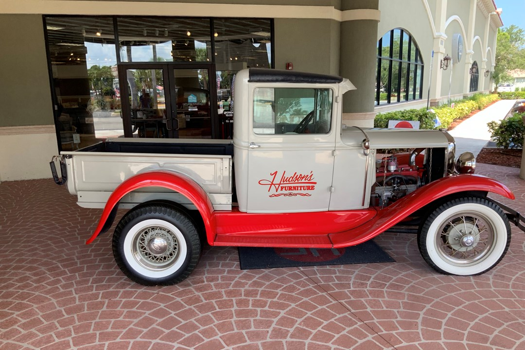 1930 Ford SVO truck located at the Sarasota Location