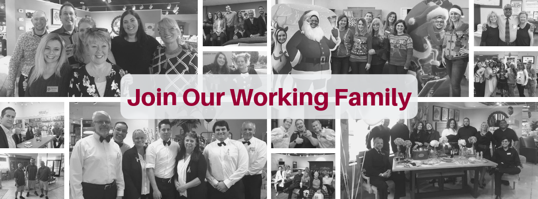 Join Our Working Family