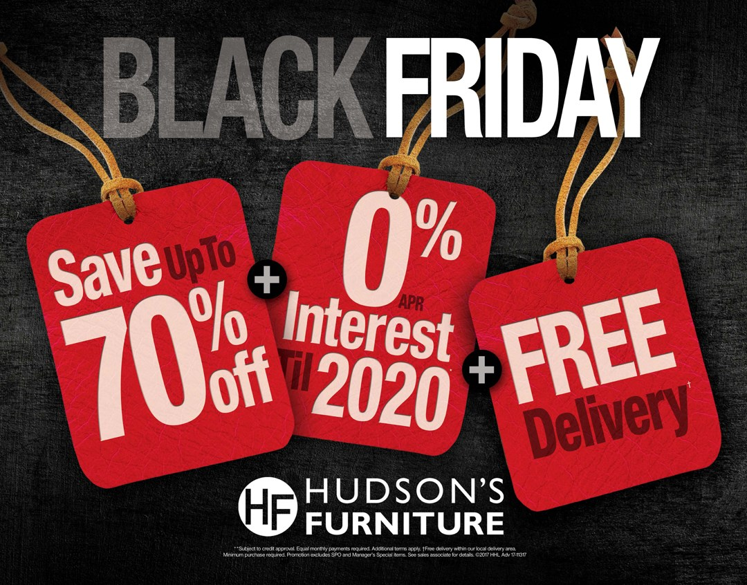 Black Friday Doorbusters By Room