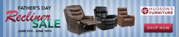 Father's Day Recliner Sale