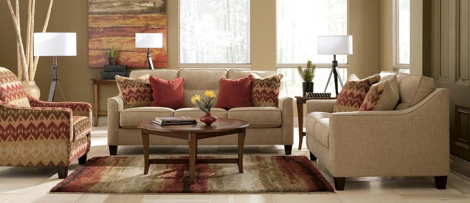 Living Room Furniture - Miller Home - Punxsutawney, Dubois ...