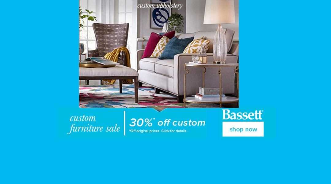 Basset HGTV Custom Sale