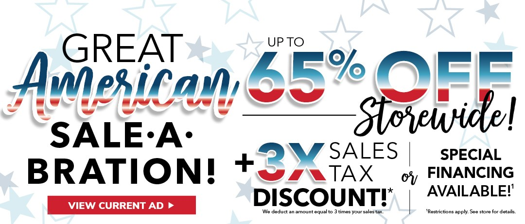 Great American Sale-A-Bration