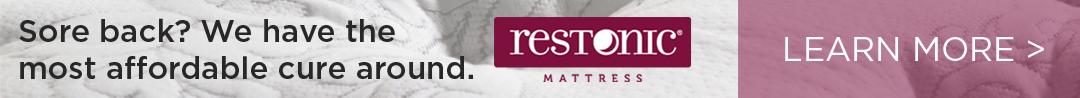 restonic banner
