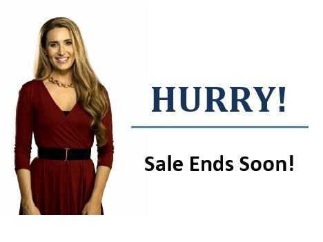 Hurry Sale Ends Soon