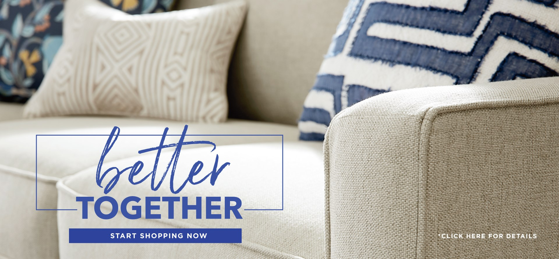 Better Together | Start Shopping Now