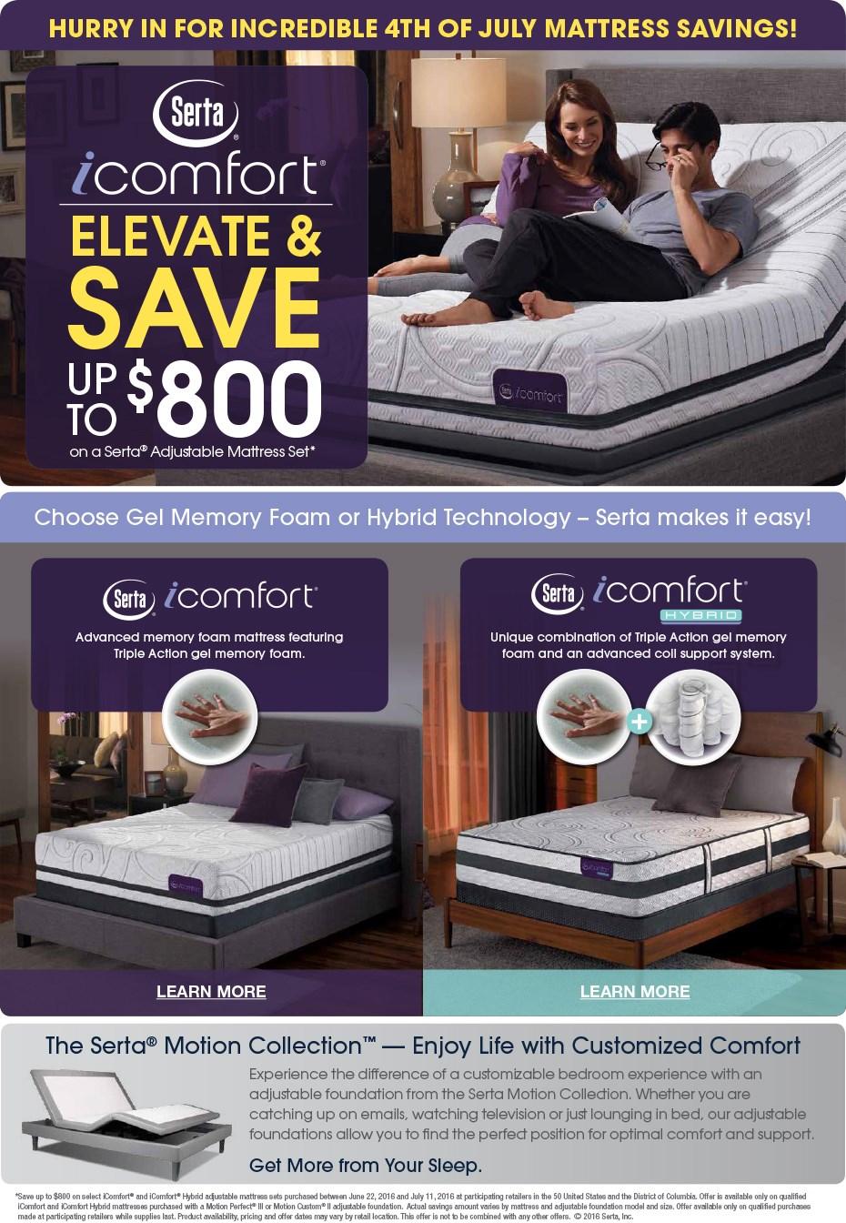 iComfort Elevate & Save
