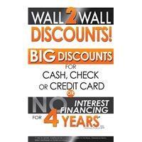 Wall 2 Wall Discounts