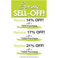 Spring Sell-Off