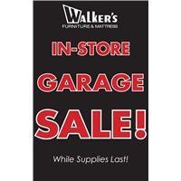 In-Store Garage Sale