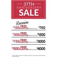 37th Anniversary Sale!